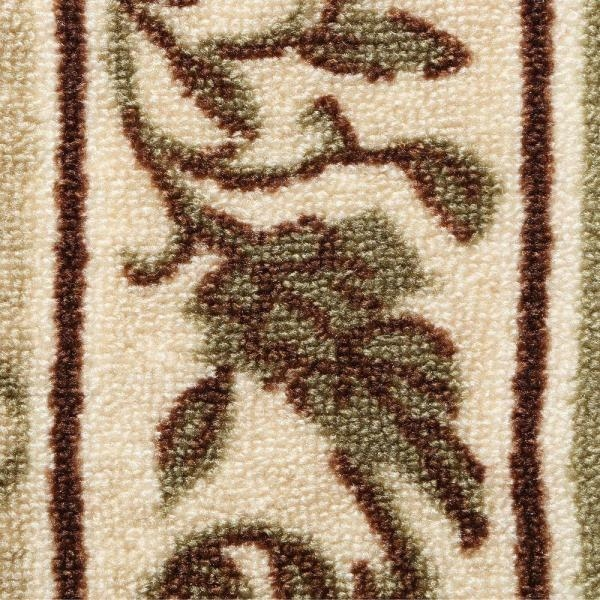Trafficmaster Regent Tan 26 In X Your Choice Length Stair Runner | Home Depot Rug Runners By The Foot | Area Rugs | Regent Tan | Plastic | Carpet Protector | Mat