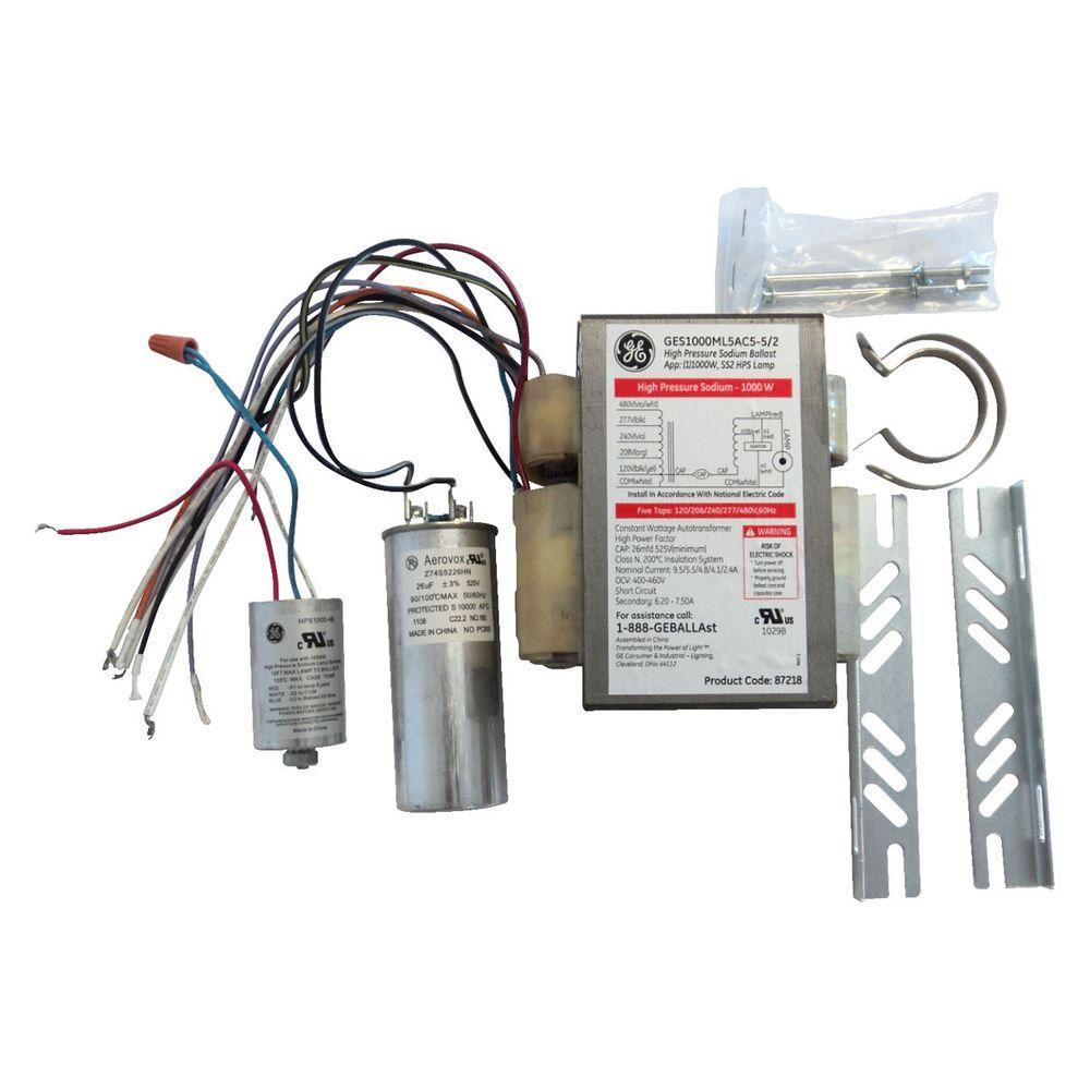 100w Hps Ballast Kit Wiring Diagram Wiring Library