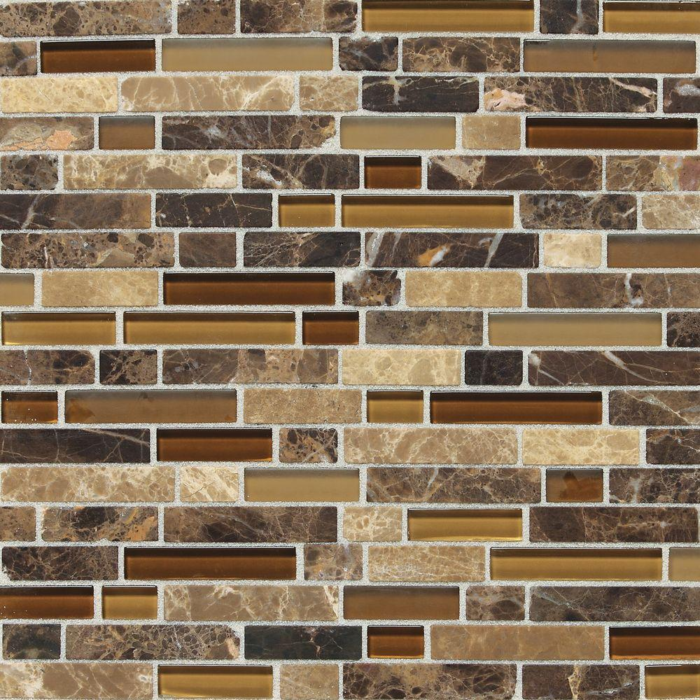 glass mosaic tiles for kitchen