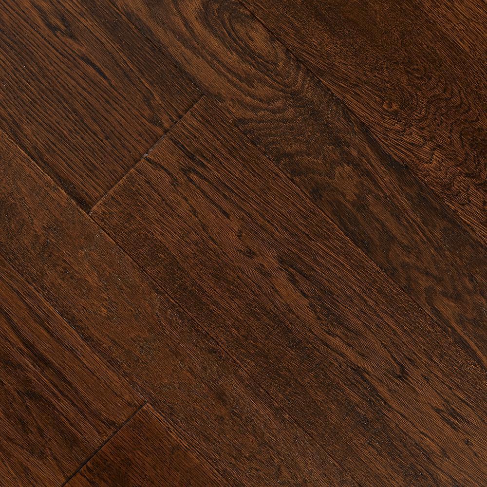 Distressed Oak Flooring