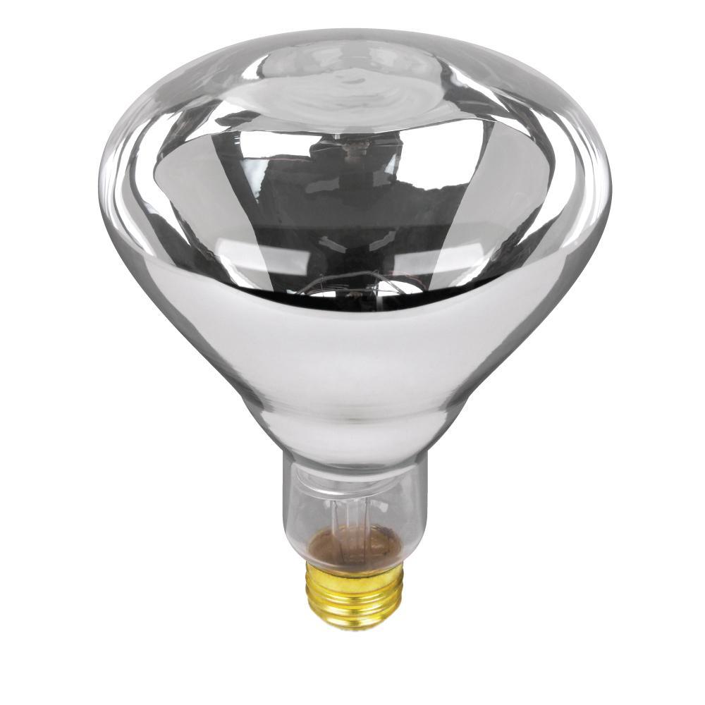 Red Light Bulb Home Depot