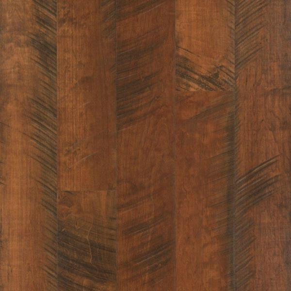 Pergo Outlast  Java Scraped Oak 10 mm Thick x 6 1 8 in  Wide x 47 1     Pergo Outlast  Java Scraped Oak 10 mm Thick x 6 1 8 in  Wide x 47 1 4 in   Length Laminate Flooring  16 12 sq  ft    case  LF000844   The Home Depot