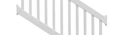 Deck Stair Railings Deck Railings The Home Depot | Metal Railing Stairs Outdoor | Stair Treads | Aluminum | Railing Ideas | Wrought Iron | Spiral Staircase