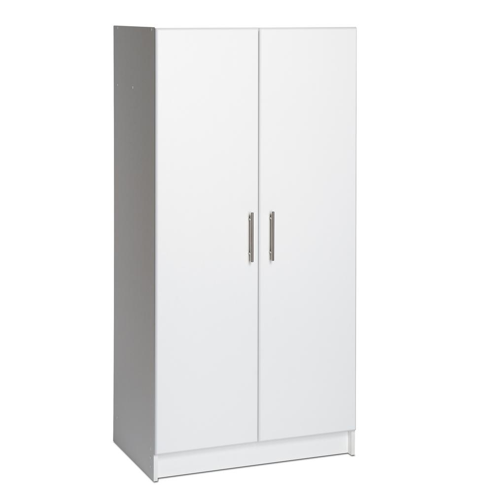Prepac 32 in  Elite Storage Cabinet WES 3264   The Home Depot Elite Storage Cabinet