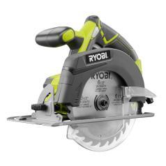 Ryobi 18-volt circular saw,