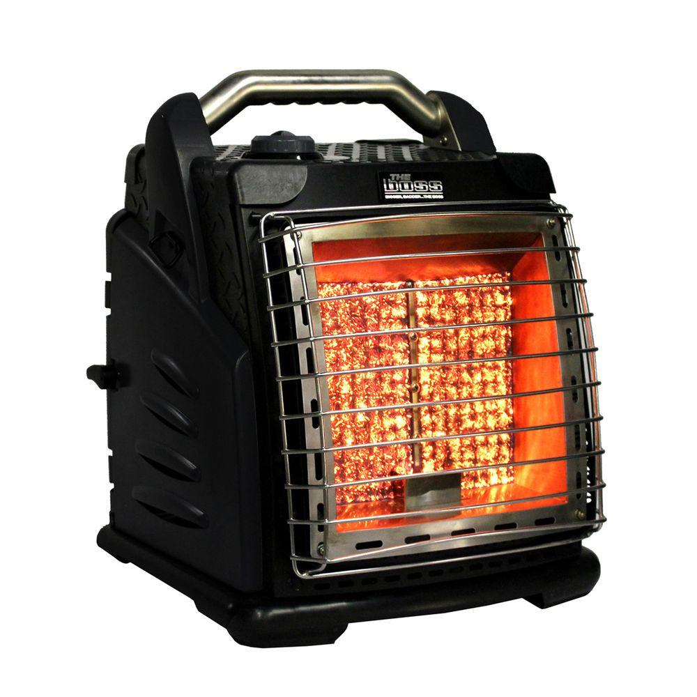Home Depot Portable Heaters
