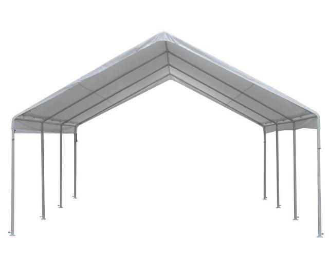 D Steel Frame Canopy