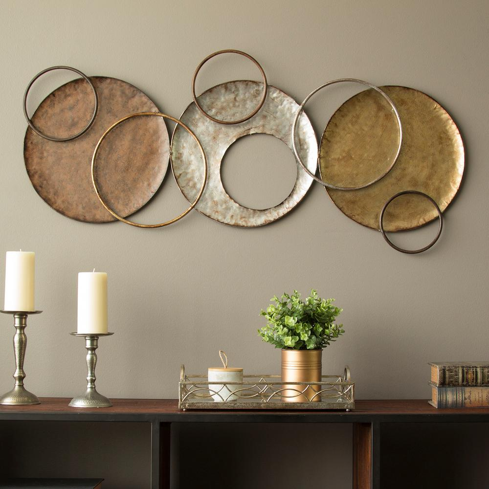 Stratton Home Decor Knoxville Metal Wall Decor-S09558 ... on Wall Decoration Ideas At Home  id=16814