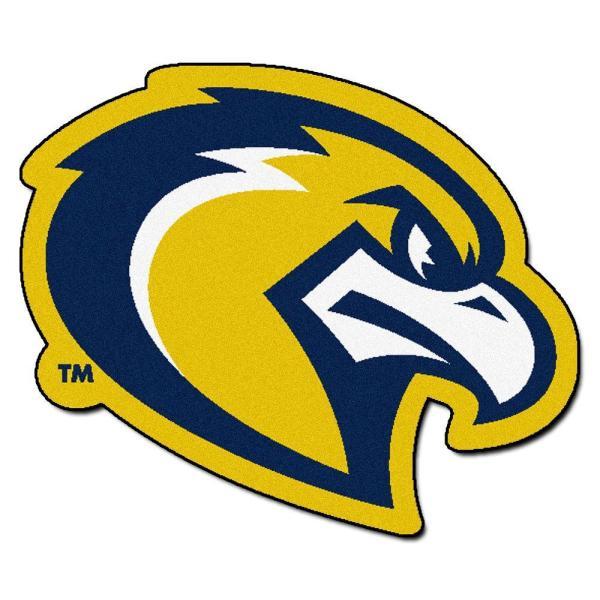 FANMATS NCAA Marquette University Eagle Logo Yellow 3 ft ...