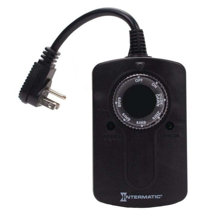 Outdoor Photoelectric Light Sensor