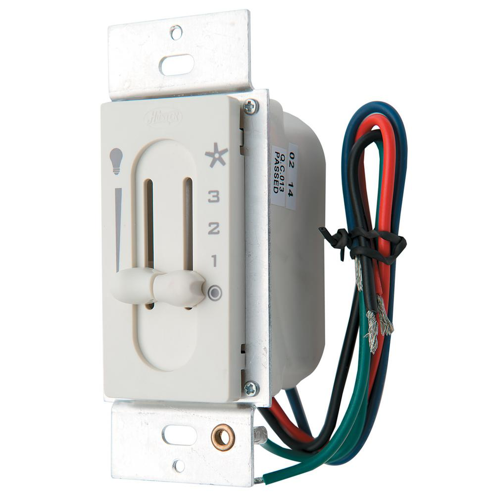 Ceiling Fan Wall Control Switch With Reverse