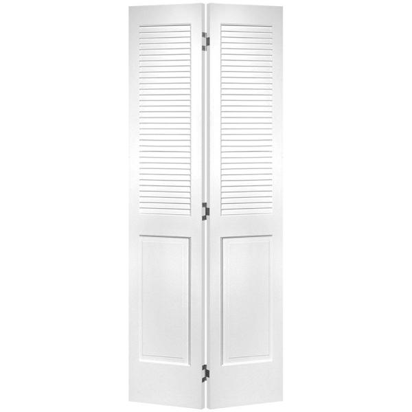 masonite 30 in x 80 in half louvered primed hollow Masonite 30 In X 80 In Half Louvered Primed Hollow id=43838