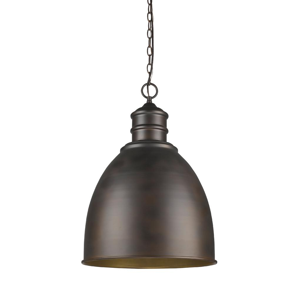 Acclaim Lighting Colby 1 Light Indoor Oil Rubbed Bronze