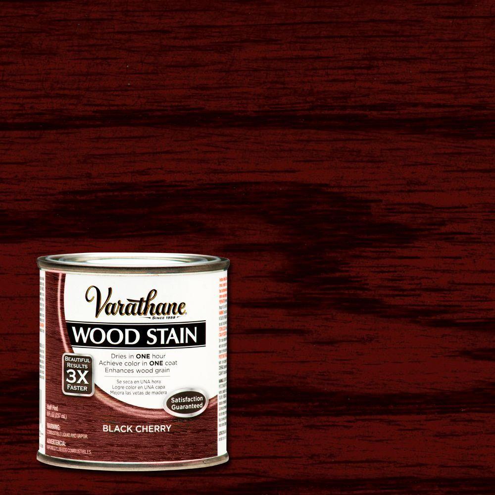 Varathane 8 Oz Black Cherry Premium Fast Dry Interior