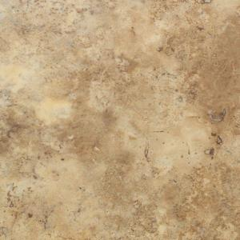 Floorworks Travertine Gold 18 In X 18 In X 0118 In Luxury Vinyl Tile 36 Sq Ft Case