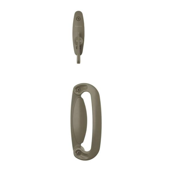 Andersen Tribeca 2 Panel Gliding Patio Door Hardware Set in Stone     Andersen Tribeca 2 Panel Gliding Patio Door Hardware Set in Stone