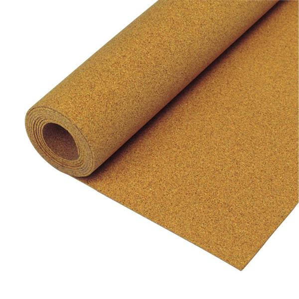 QEP 200 sq  ft  1 4 in  Cork Underlayment Roll 72000Q   The Home Depot Cork Underlayment Roll