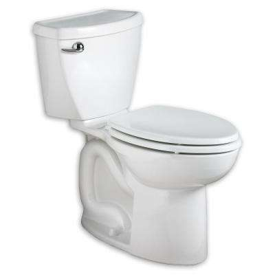 cadet 3 flowise tall height 2 piece 1 28 gpf high efficiency elongated toilet in white