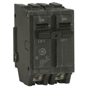 GE QLine 30 Amp 2 in DoublePole Circuit Breaker