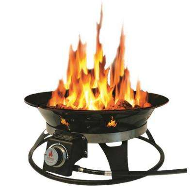 Propane - Fire Pits - Outdoor Heating - The Home Depot on Outland Living Cypress Fire Pit id=22750