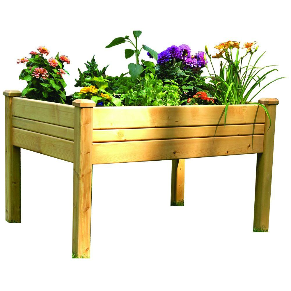 Raised Vegetable Garden Home Hardware