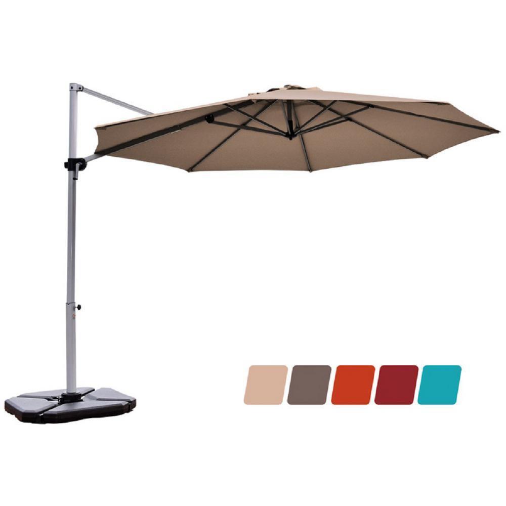 11 ft cantilever umbrellas patio
