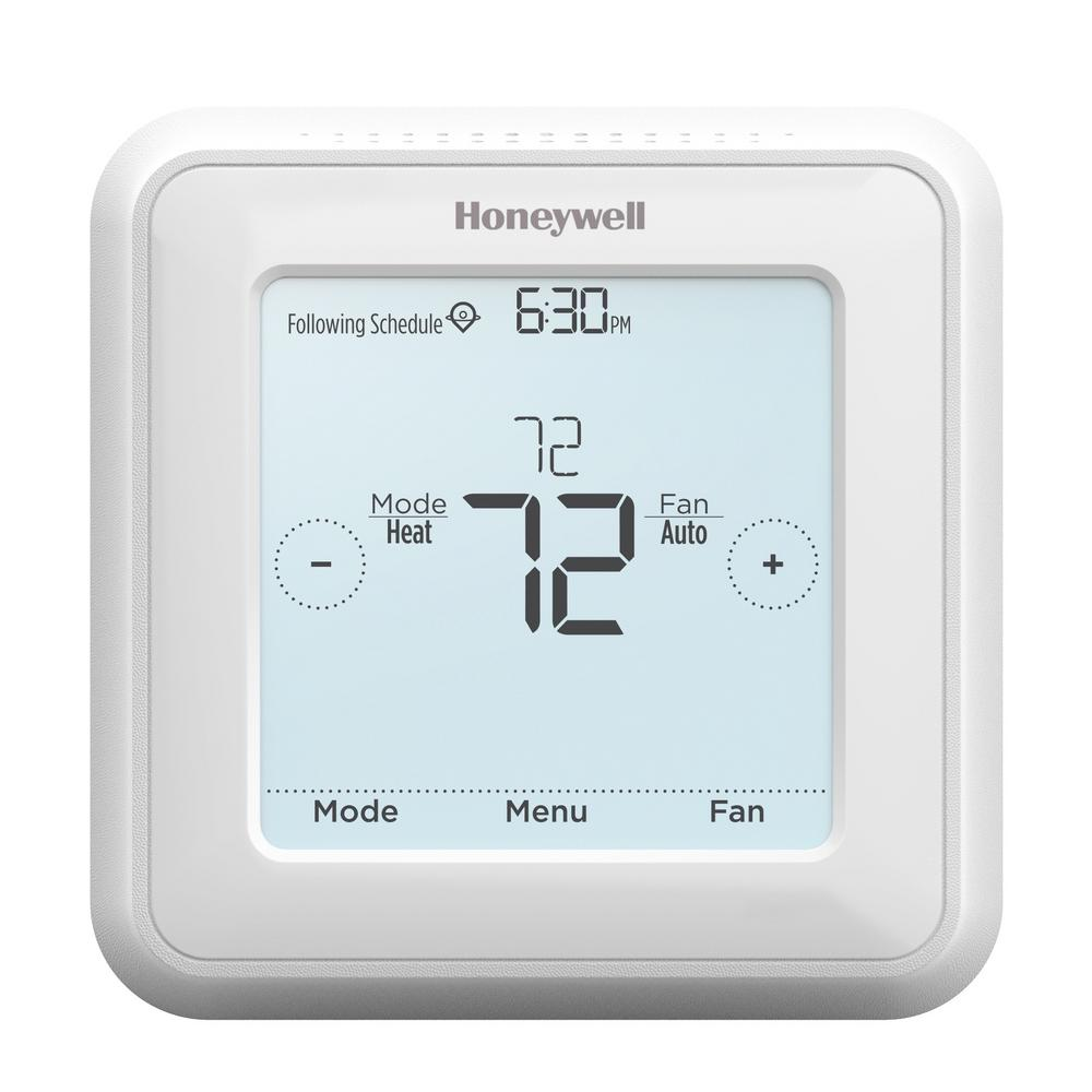 Th8320 Honeywell Changing Baystat Thermostat