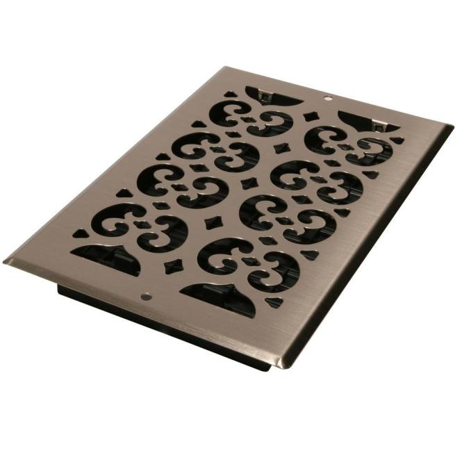 Air Vent Aluminum Panels Casting