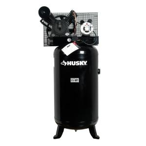 Husky 80 Gal 5 HP 2 Stage Air Compressor HS5181 The Home Depot