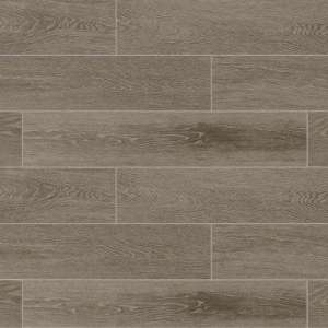 Gray   Porcelain Tile   Tile   The Home Depot Sequoia Forest Evening Gray 8 in  x 40 in  Porcelain Floor and Wall Tile