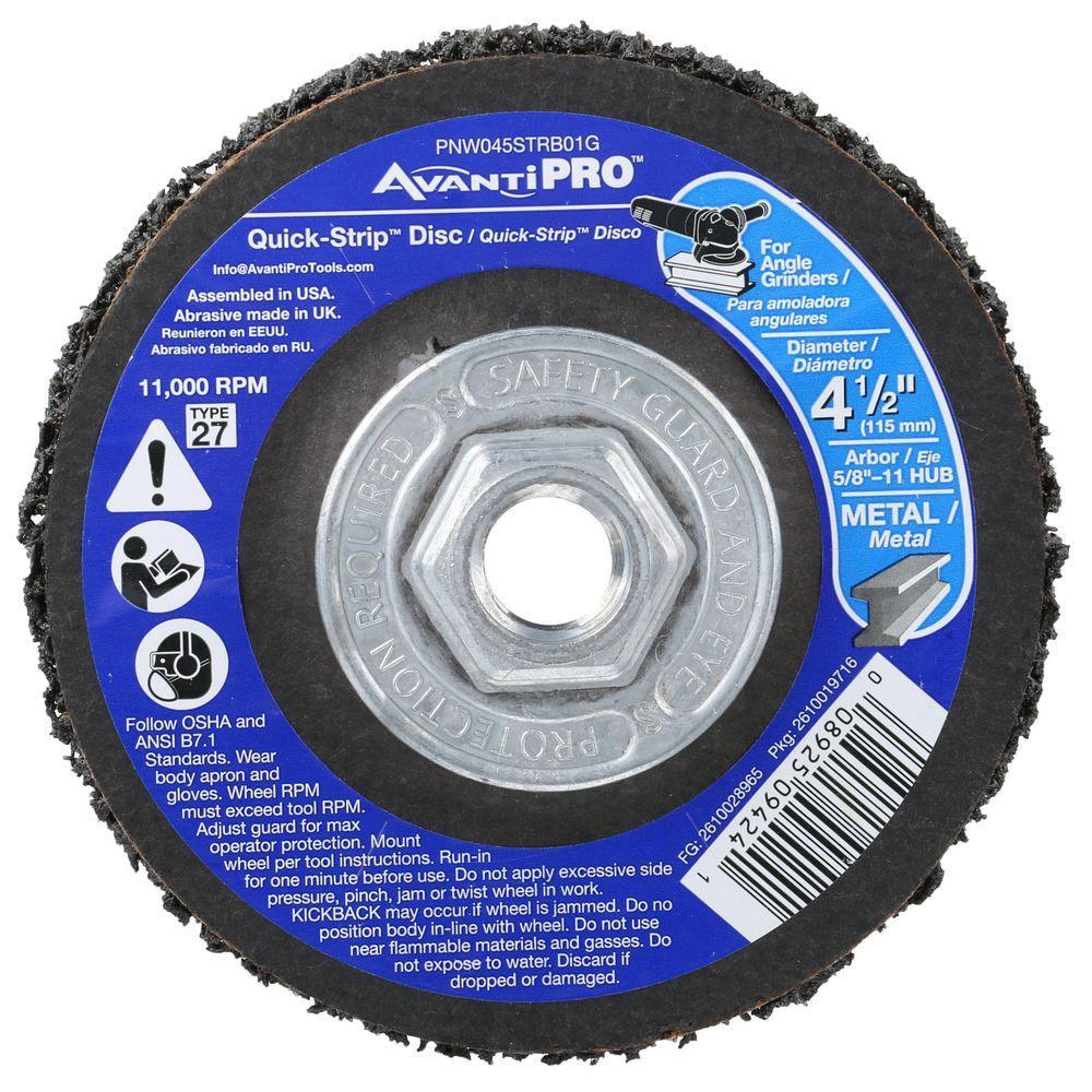 Avanti Pro 4 12 In X 58 In 11 In Non Woven Quick