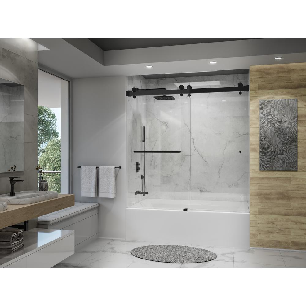 best glass shower doors for your tub