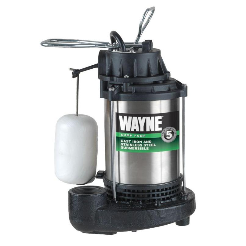 3 4 Hp Submersible Sump Pump