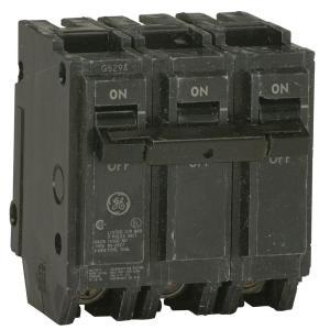 GE QLine 100 Amp 3 in 3Pole Circuit BreakerTHQL32100