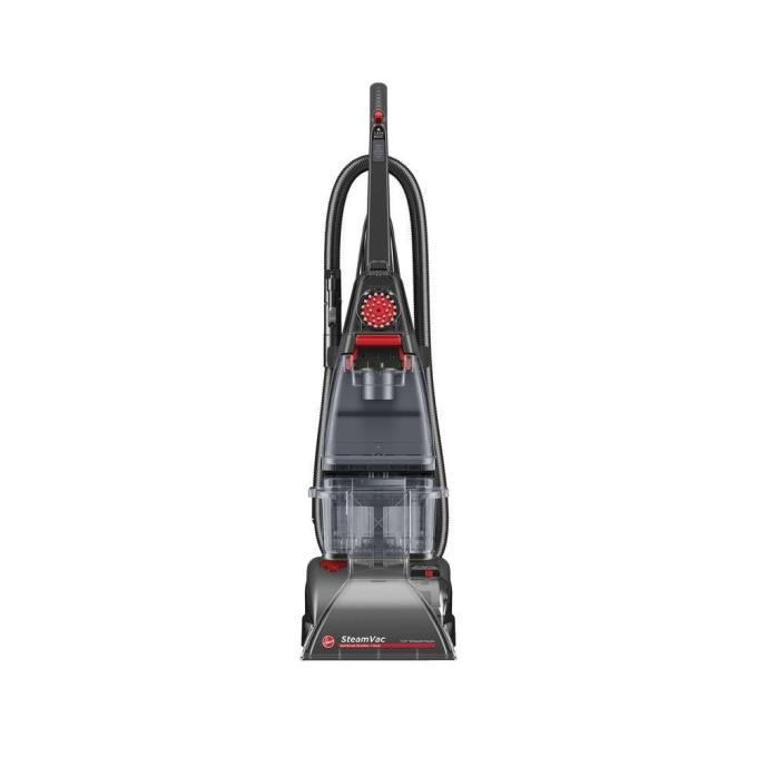 Hoover Steamvac Plus Upright Carpet Cleaner With Clean Surge F5914901nc The