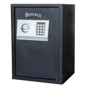 Wall   Floor Safes   Safes   The Home Depot Floor Safe with Electronic Lock in Black