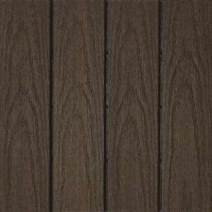 Deck Tiles   Decking   The Home Depot UltraShield Naturale 1 ft  x 1 ft  Quick Deck Outdoor Composite Deck Tile in
