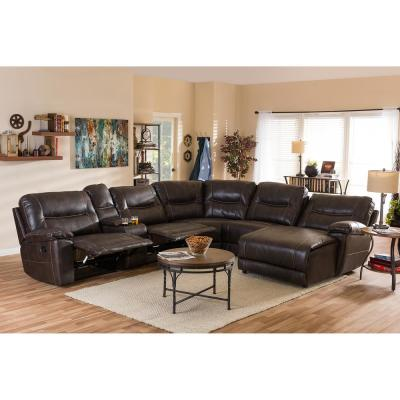 rustic sectionals living room