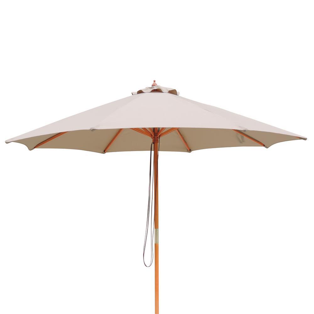 royal blue umbrella canopy 9 ft 8 ribs