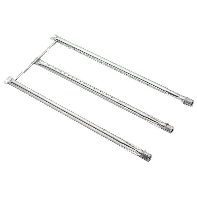 Weber Stainless Steel Replacement Burner Set For Genesis Gold Silver B C