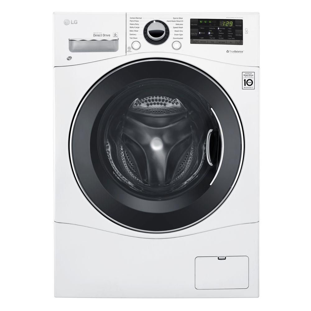 Front Load Washer Lg Types