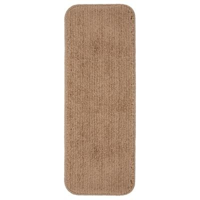 14 Set Stair Tread Covers Rugs The Home Depot | Braided Stair Treads With Rubber Backing | Non Slip | Skid Resistant | Anti Slip | Heritage Farms | Slip Resistant