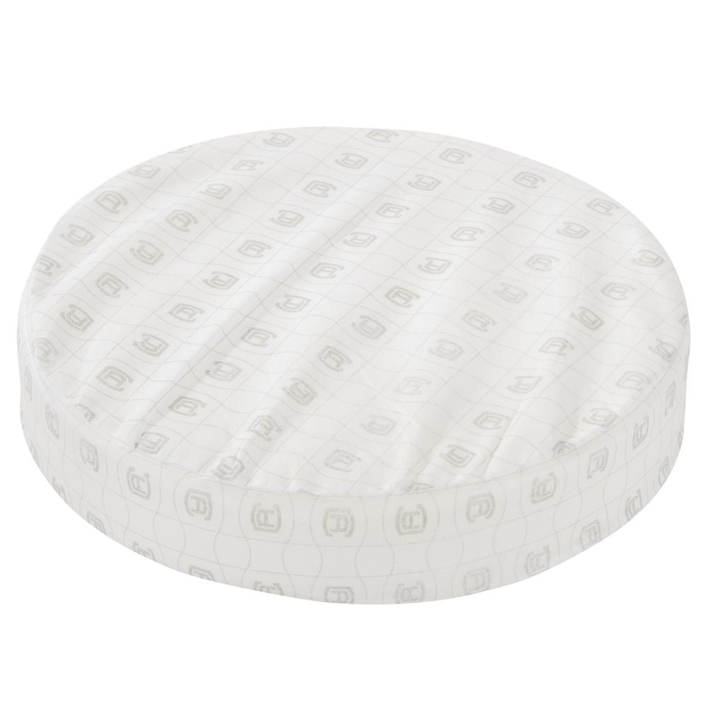 classic accessories 18 in dia x 2 in thick outdoor round patio foam seat cushion insert 61 003 010903 rt the home depot