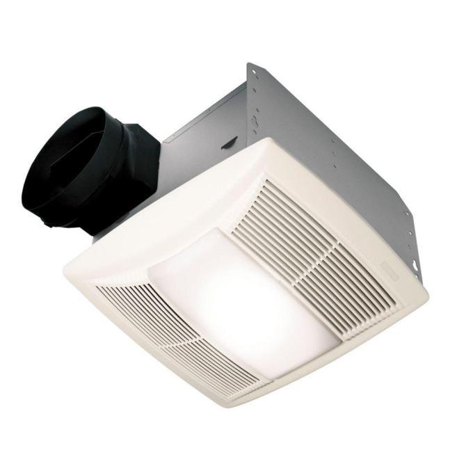 Broan Nutone Bathroom Fan With Light