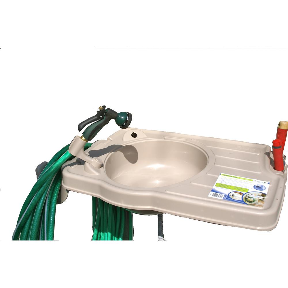 Clean-IT Outdoor Sink System With Large Counter Top-RSI-S2 ... on Outdoor Patio Sink id=94896