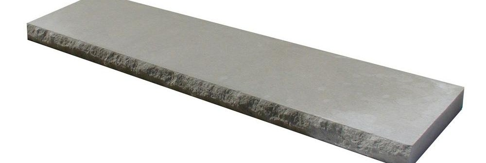48 In X 12 In X 2 In Limestone Stair Tread 38450412 The Home | Stone Treads For Outdoor Steps | Marble | Granite | Non Slip | Flagstone | Bluestone Treads