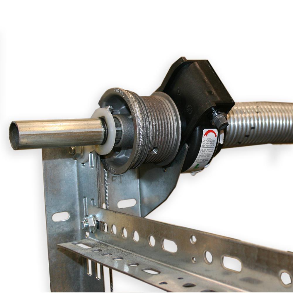 EZ-Set Torsion Conversion 8ft x 7ft Garage Doors Kit ... on Overhead Garage Door Spring Replacement  id=74096