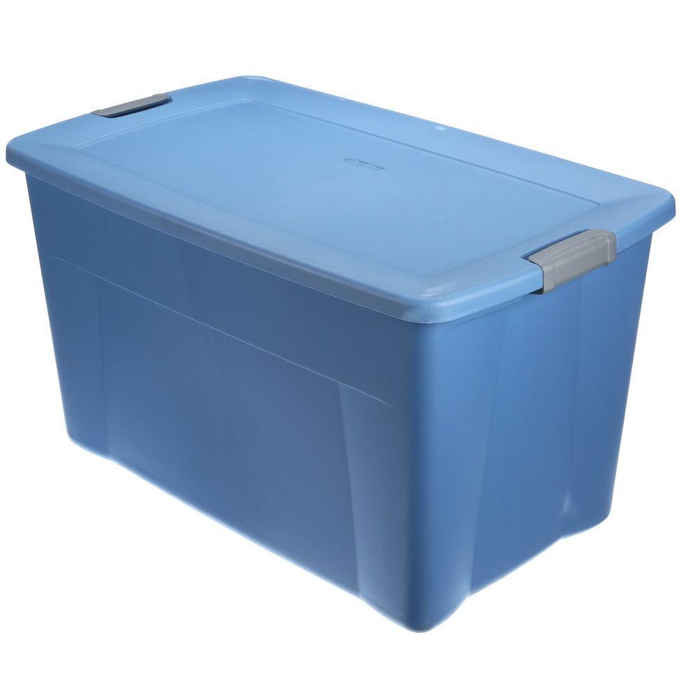 Popular Plastic Storage Bins With Lids - lapis-blue-sterilite-storage-bins-totes-19451004-64_1000  Trends_362628.jpg