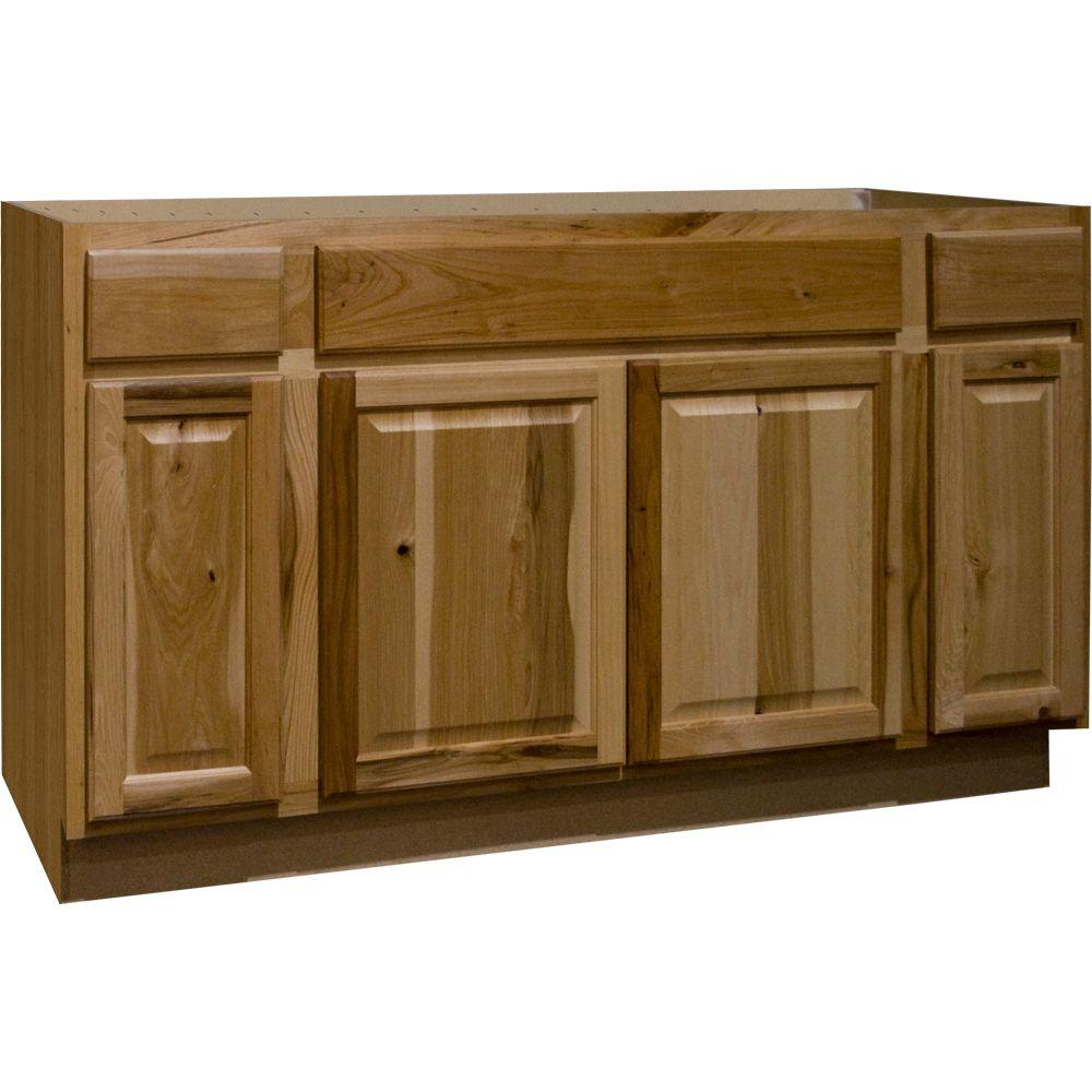 Best Kitchen Gallery: H Ton Bay H Ton Assembled 60x34 5x24 In Sink Base Kitchen of 60 Inch Kitchen Sink Base Cabinet on cal-ite.com
