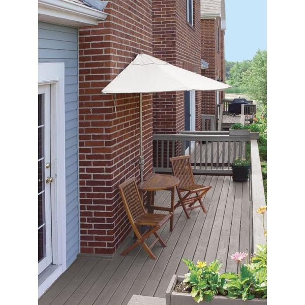 Blue Star Group Terrace Mates Caleo Deluxe 5-Piece Patio ...